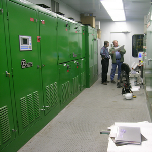 Heavy Duty E-Houses, Electrical Rooms, ESB | MECART