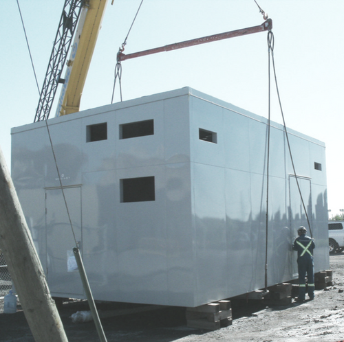 Heavy Duty Electrical Rooms