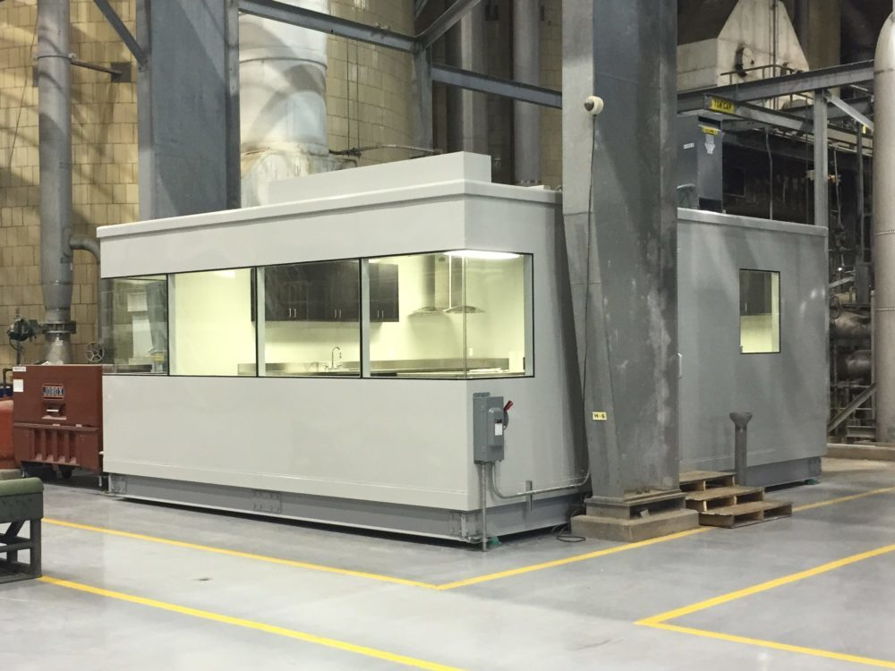 paper mill wet lab