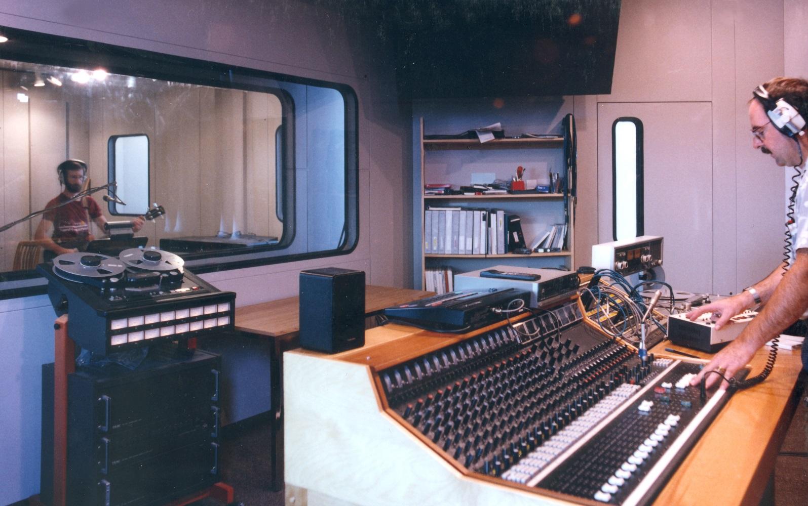 Studio d enregistrement maison ventana blog - Meuble de studio d enregistrement ...
