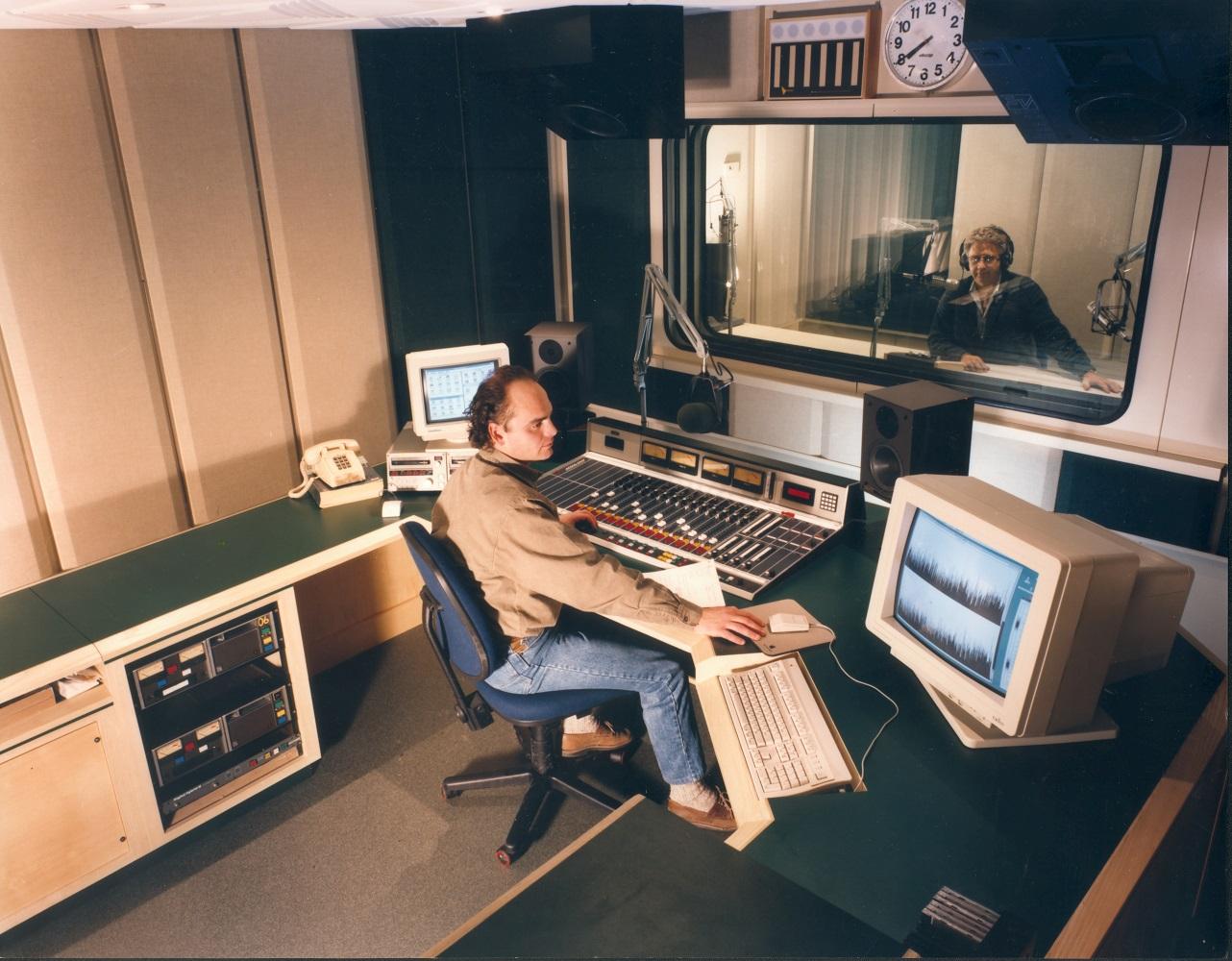 Studio préfabriqué pour une qualité sonore supérieure mecart
