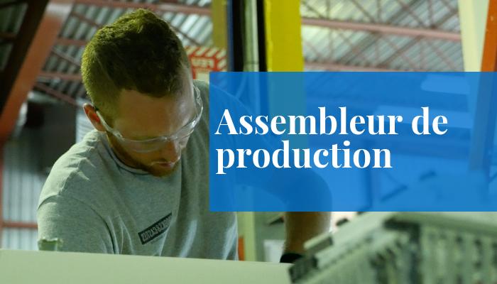 emploi assembleur de production