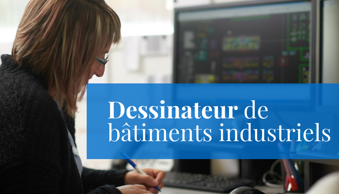 dessinateur de batiment industriel