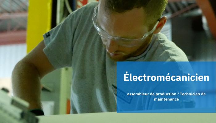Électromécanicien (1)