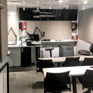 Radio Station Studios - Modular Studio