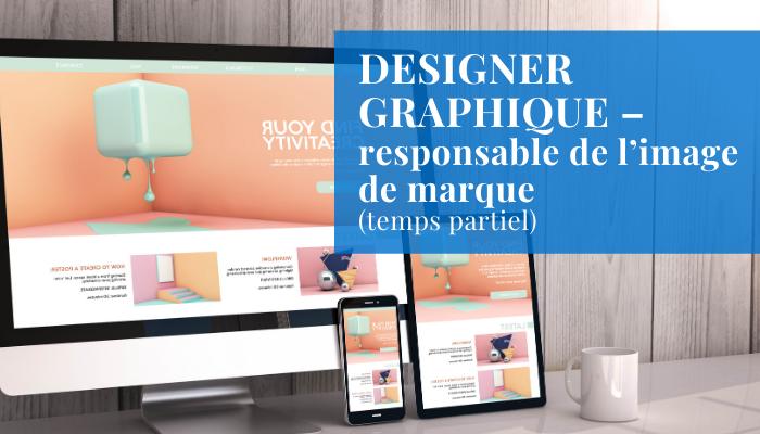 Designer graphique emploi mecart