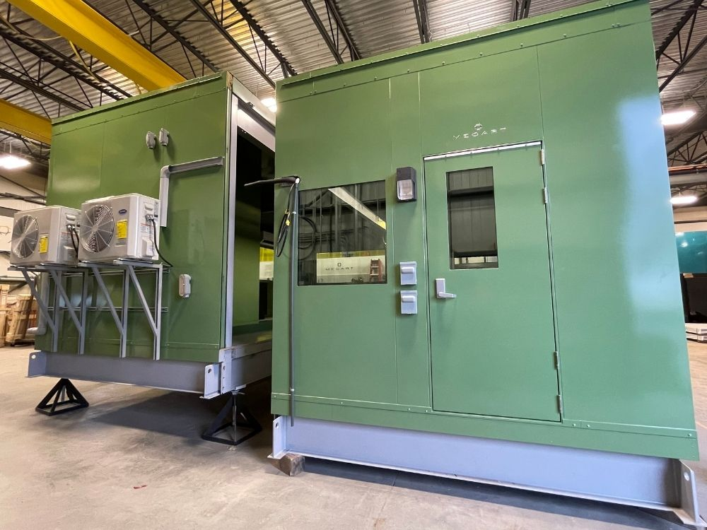 Outdoor Prefab Control Room for an Electric and Natural Gas Utility Company (8)