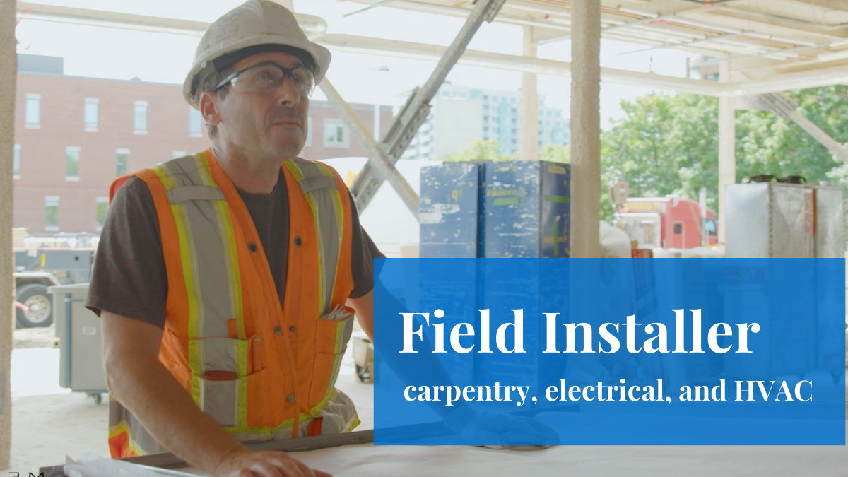 field installer job mecart