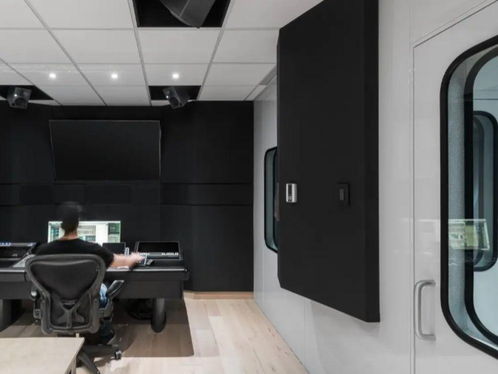 Video Game Audio and Sound Design Studio 1000 x 750